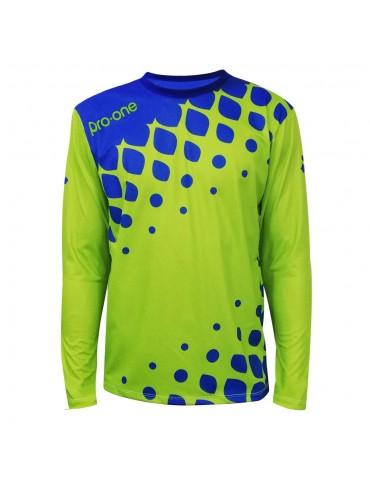 Camiseta de Arquero Pro-One Ghotta Verde/Azul