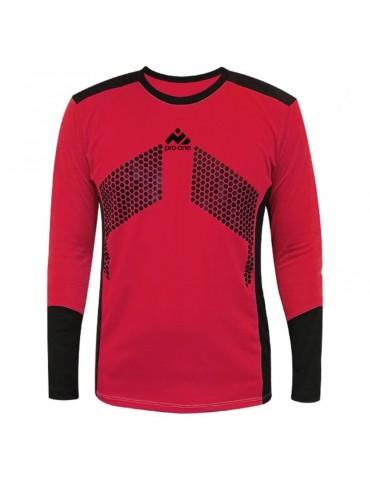 Camiseta de Arquero Pro-One Premier Rojo/Negro (Niños)