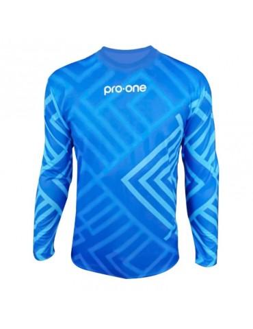 Camiseta de Arquero Pro-One Square Azul (Niños)