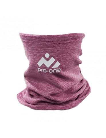 Bufanda Térmica Pro-One Warm Uva Jaspeado