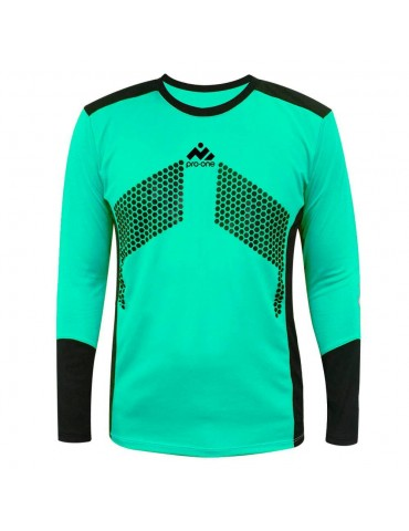Camiseta de Arquero Pro-One Premier Verde Inter/Negro