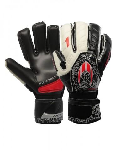 Guantes HO Soccer One Protek Black/White