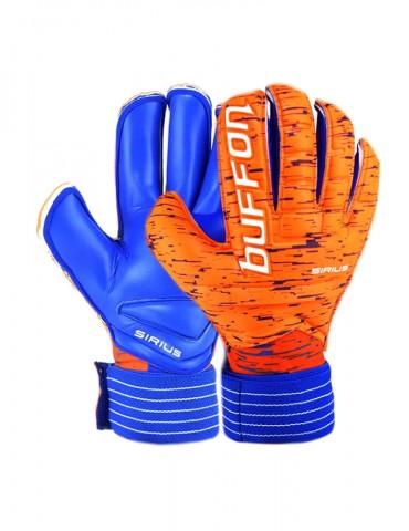 Guantes Buffon Pro Sirius Naranja/Azul/Azul