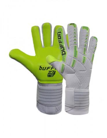 Guantes Buffon Pro Monster 3 Blanco/Neon/Neon