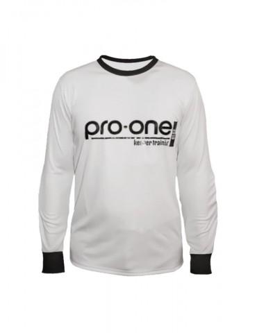 Camiseta de Arquero Pro-One Keeper Training Gris Claro