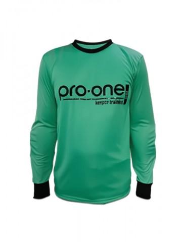 Camiseta de Arquero Pro-One Keeper Training Verde Jade
